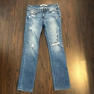 Abercrombie and Fitch jeans the skinny size 2 S